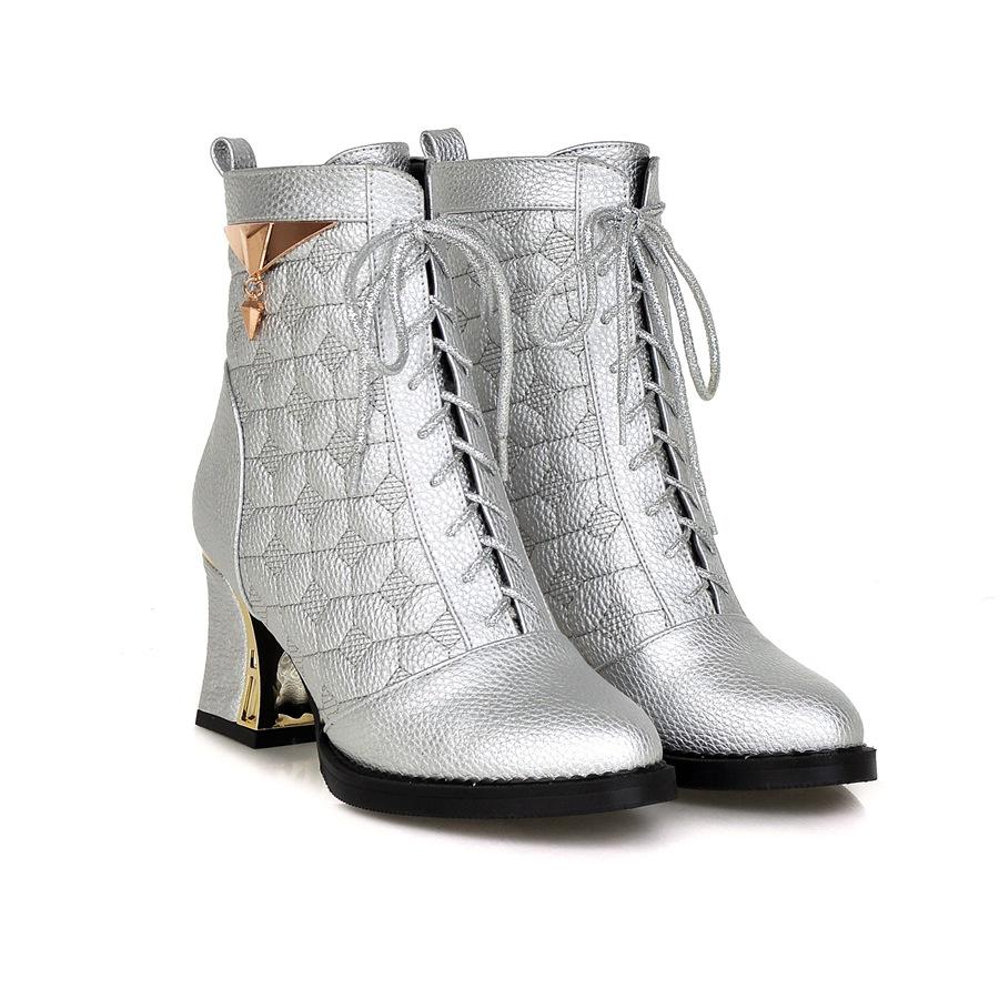 Cheap Pink Combat Boots