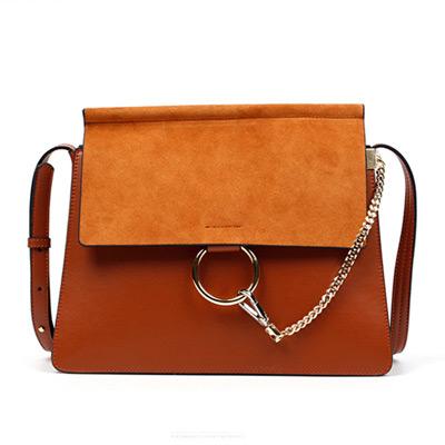 Фотография Suede Leather medium Shoulder Bags for Women,2015 New High Quality Designer Style Satchel Handbag,Chain Leather Crossbody Bag