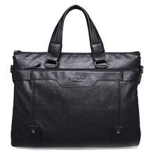 Men bag 2015 Polo famous brands genuine leather bag High Quality men messenger bags vintage laptop