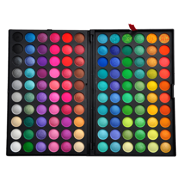 New 120 Full Colors Eyeshadow Cosmetics Mineral Make Up Professional Makeup Eye Shadow Palette Kit P120#1 V1005A(China (Mainland))