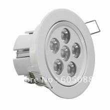 AC120v/230v Edison 8w led down light,led ceiling downlight lamp,40/60/90degree,warm white/nature white/cool white color!(China (Mainland))
