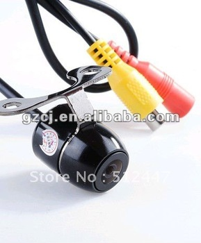 HD ccd car rear view camera with night vision
