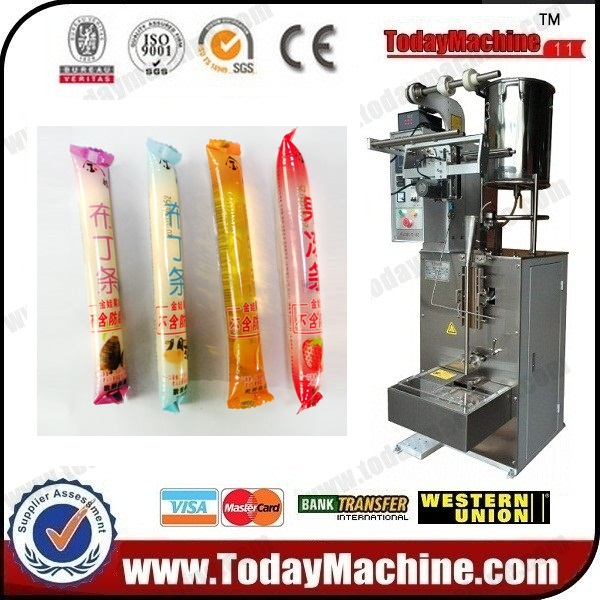 lolly packing machine