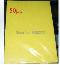 A4 50 Sheets Heat Toner Transfer Paper for DIY PCB and Electronic Prototype&Free Shipping(China (Mainland))