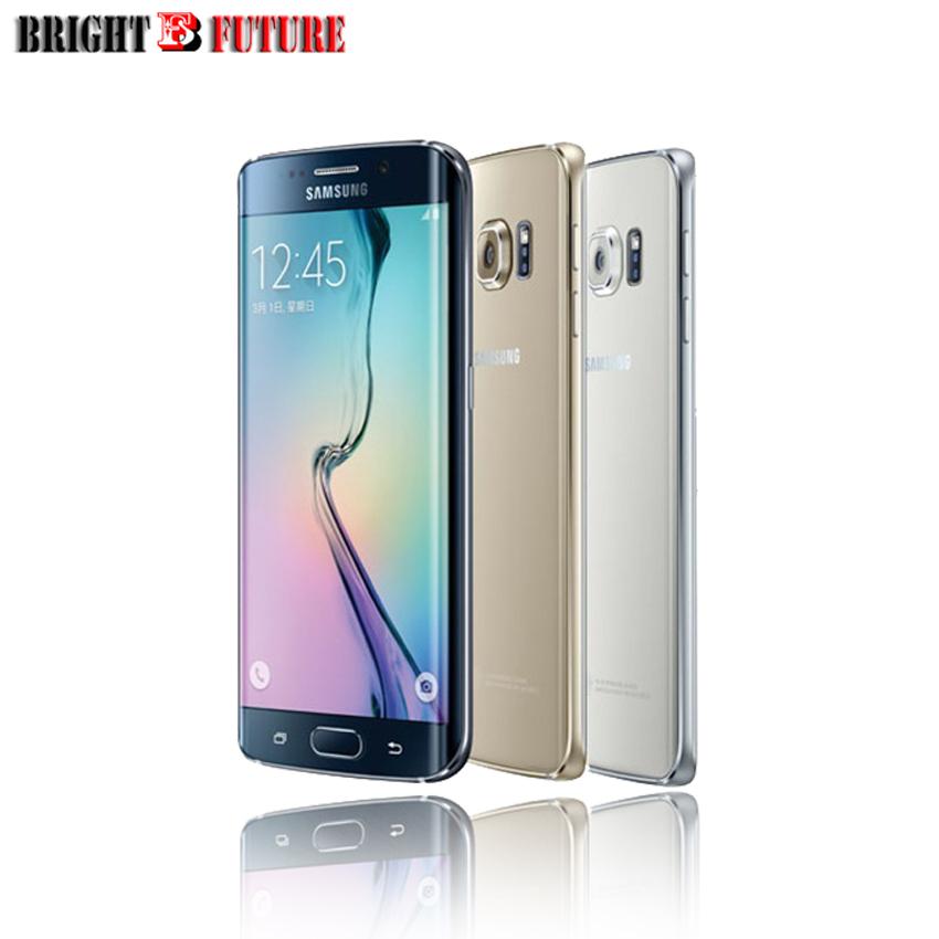 New sealed Genuine original Samsung Galaxy S6 Edge plus G928 Octa Core 4GB RAM 32GB ROM 4G LTE Unlocked Cell Phone(China (Mainland))