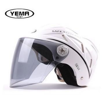 Yema 313 motorcycle electric bicycle motor bike anti-uv helmet Summer Spring Helmets(China (Mainland))