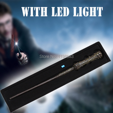 Led Lightting Harry Potter Harry's Magical Wand New In Box(China (Mainland))
