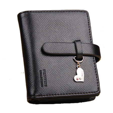 New Arrival PU Leather Women Wallet Short lady wallets female coin purse handbag money purses fashion womens clutches 2014 BW26<br><br>Aliexpress