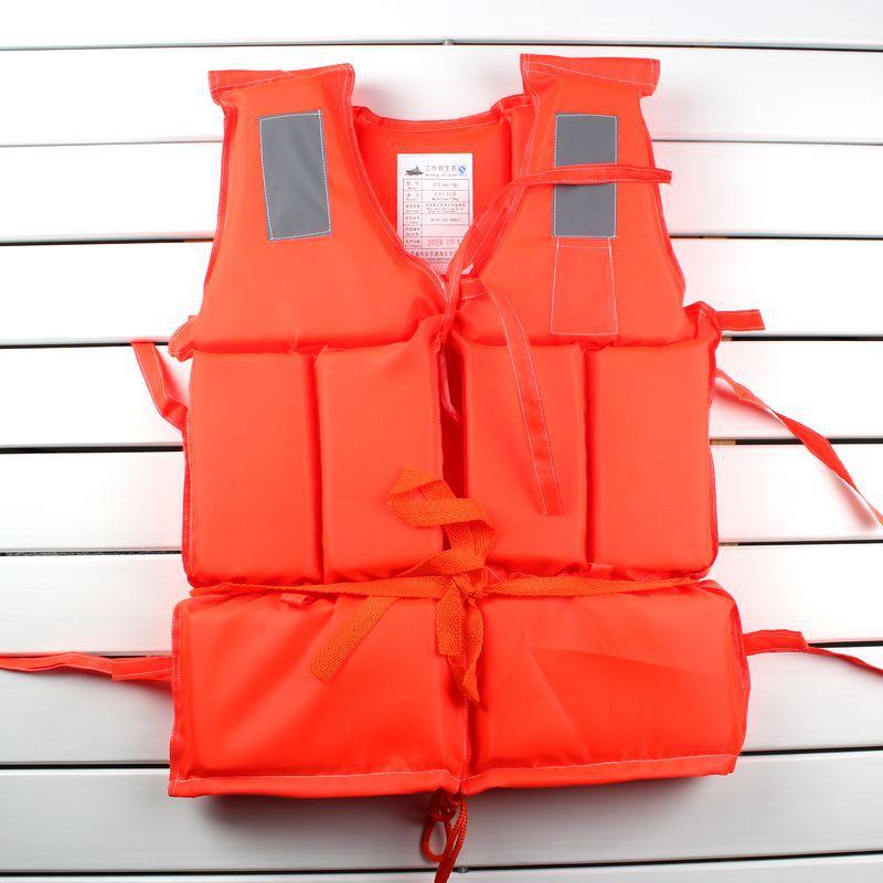 2016 Limited Life Jacket Wholesale Foam Lifejacket Fishing Clothing Safety Swim Vest With A Whistle Reflecting Flood Disaster(China (Mainland))