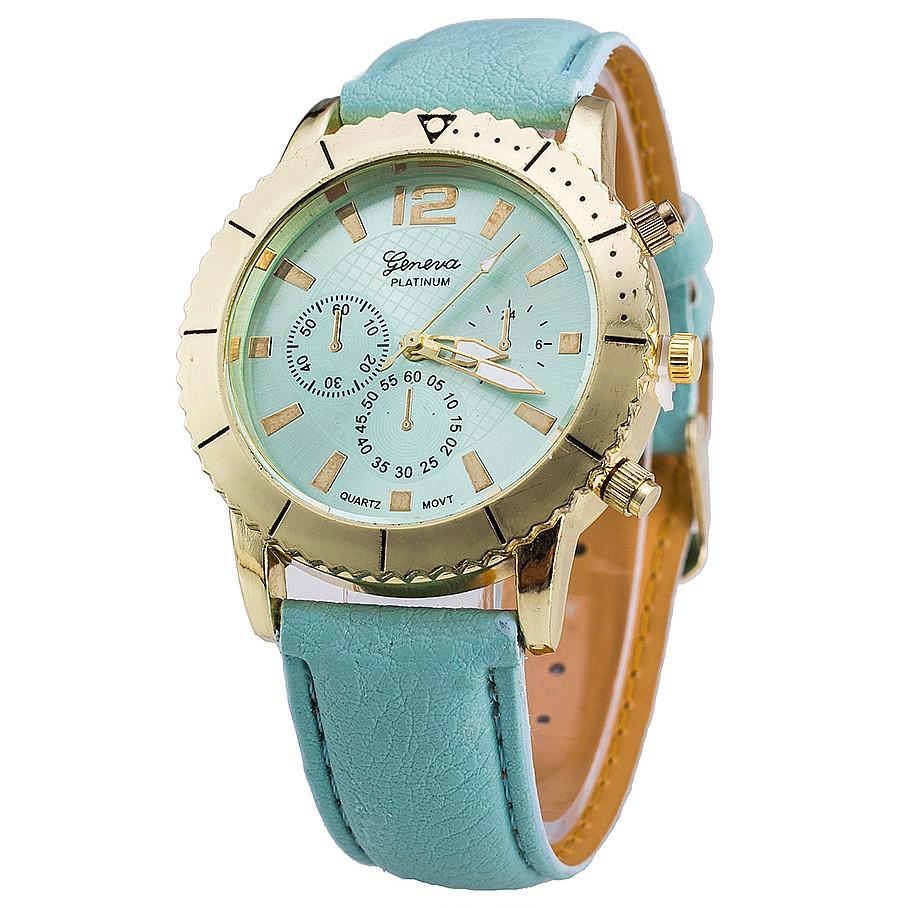 Geneva Watch Golden Dial Women Wristwatches Relogio Feminino Fashion Casual Luxury Quartz Watches AW1270 - Aiwise Store store