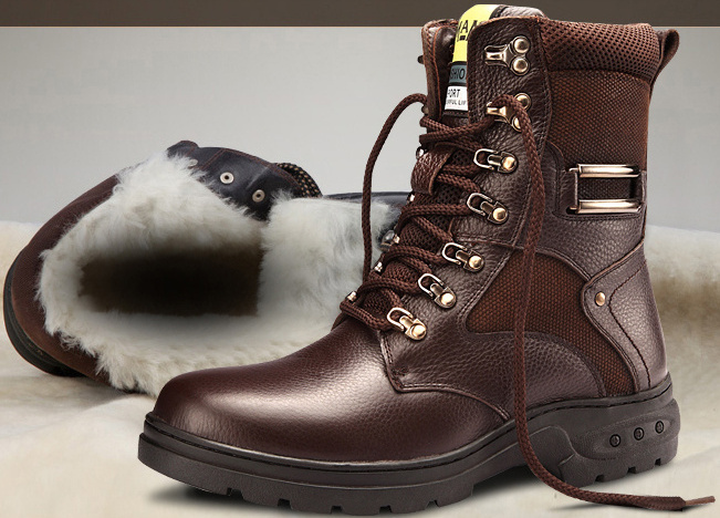 Men;s Fashion Winter Boots | Santa Barbara Institute for ...