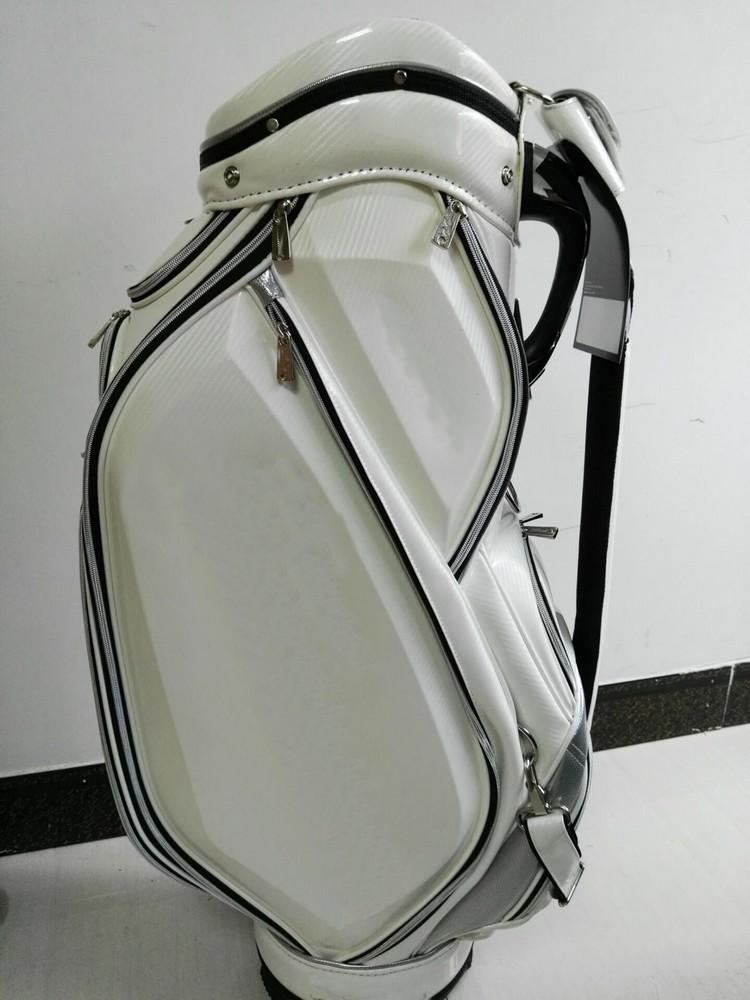 100% crystal material 410-W golf caddy bag(China (Mainland))