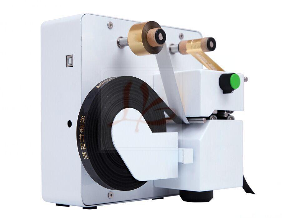 LY 300 foil press machine digital hot foil color business