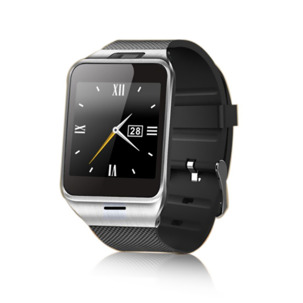 """GV18 Bluetooth Smart Watch phone 1.55"""" GSM support NFC Camera WristWatch SIM&TF Card for Samsung Android smartphones(China (Mainland))"""