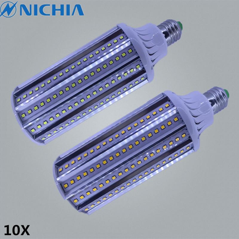 Bombillas LED LAMP E26 Lamps E27 Bulbs E40 Lights E39 AC 85V-265V 20W 28W 36W 50W Lampada Aluminum LED Corn Light SMD 2835 Luz(China (Mainland))