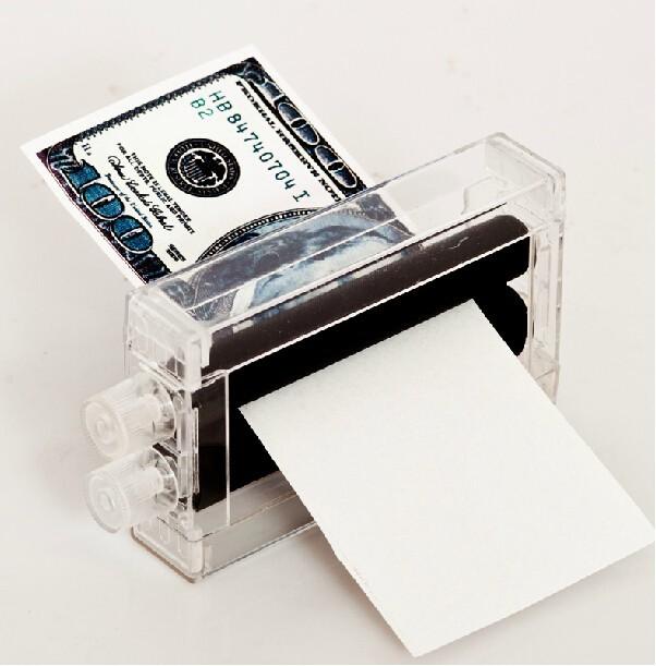 printing money machine