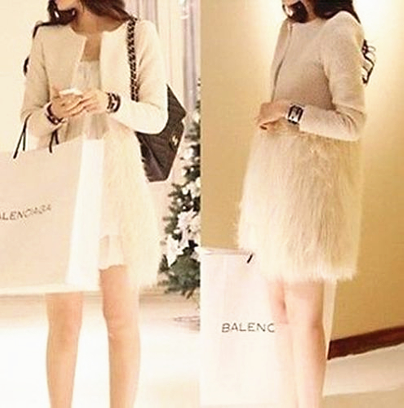 купить Женская одежда из шерсти New Brand , NYF543 недорого
