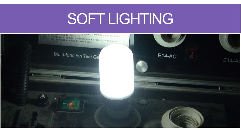 E12 E26 E27 LED Diode lamp (5)
