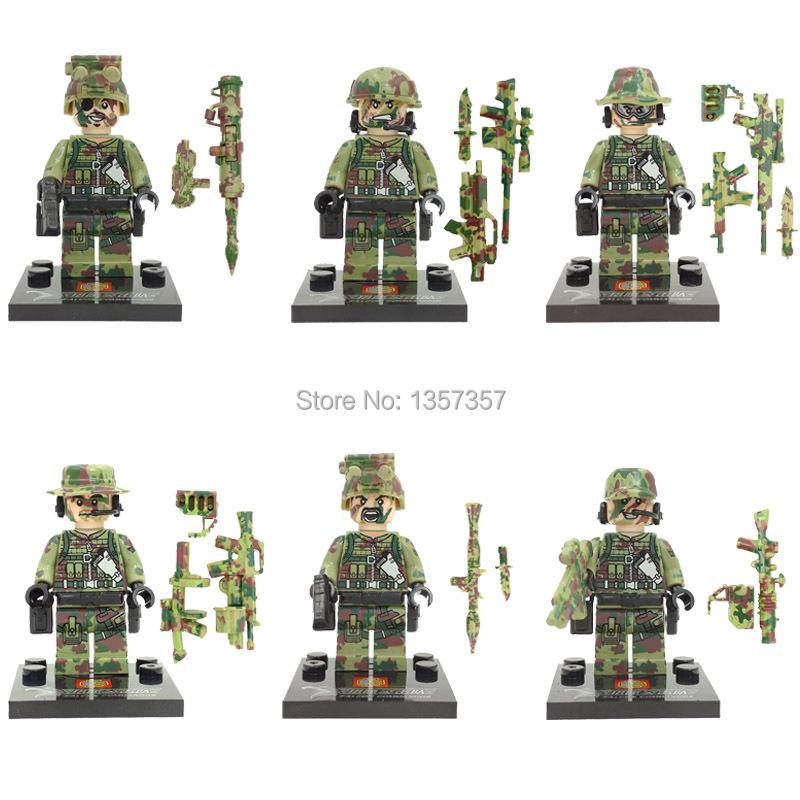 Детское лего DLP 11101 Minifigures 8 /6pcs детское лего sy168 8