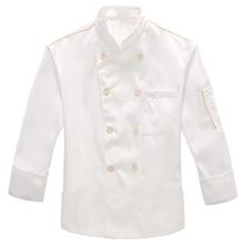 Chef di cucina giacca uniformi manica completa plus size vestiti cuoco cappotti di usura del lavoro servizi di ristorazione redingote NQ873936(China (Mainland))