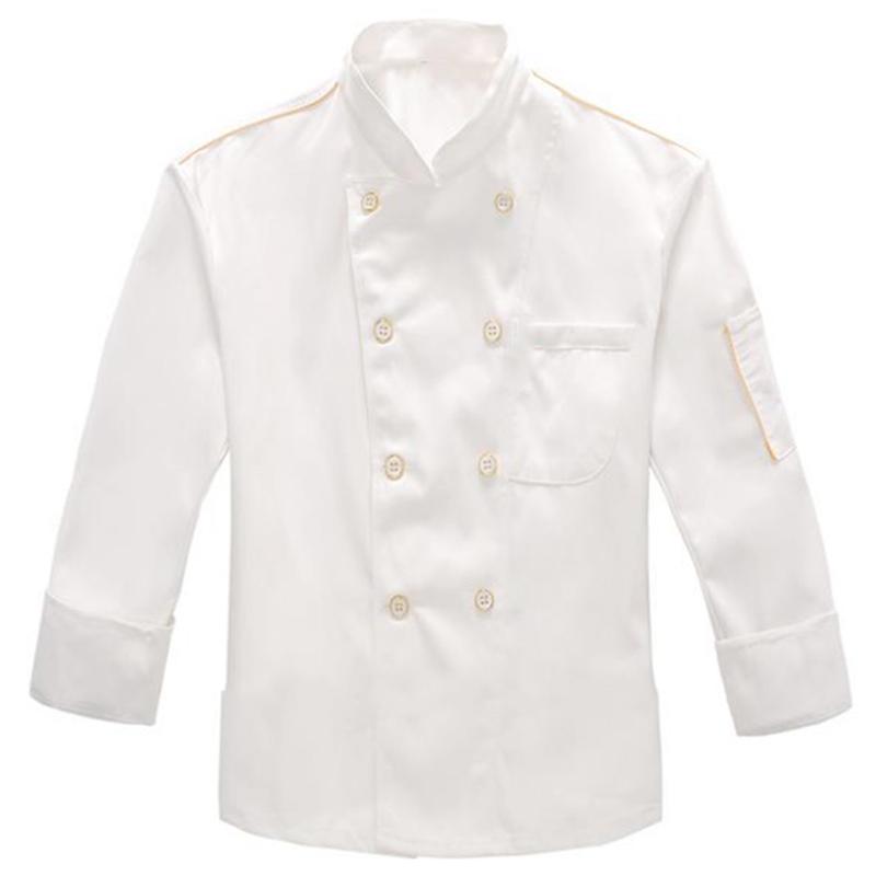 Cocina chef uniformes chaqueta de manga completa m s el for Uniformes de cocina precios
