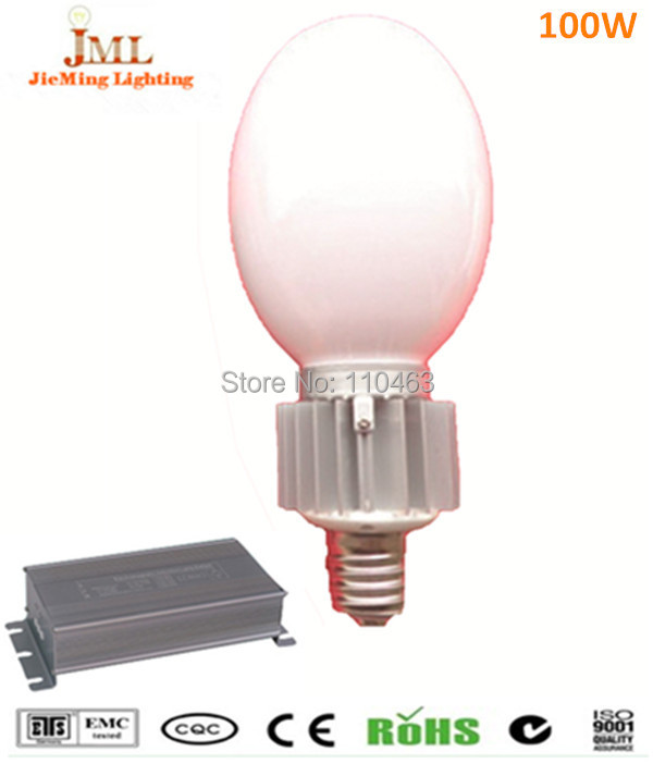 Энергосберегающая лампа JIEMING AC 110V/265v 100w 7000lm 2700k 6500k, 85Ra 40, 000hrs JML-HF100W ac contactor lc1f115d7 lc1 f115d7 42v lc1f115e7 lc1 f115e7 48v lc1f115f7 lc1 f115f7 110v lc1f115g7 lc1 f115g7 120v