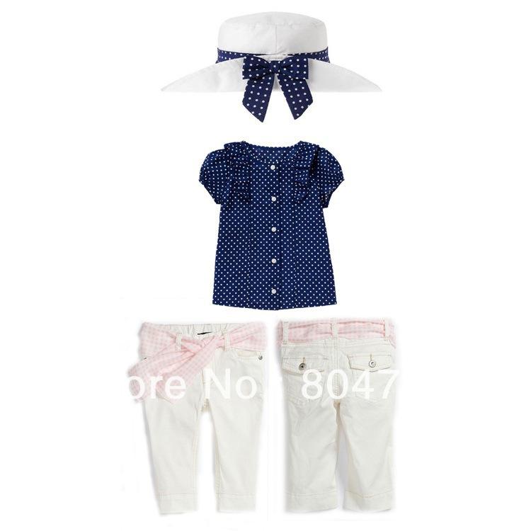 Комплект одежды для девочек + t + 3 6