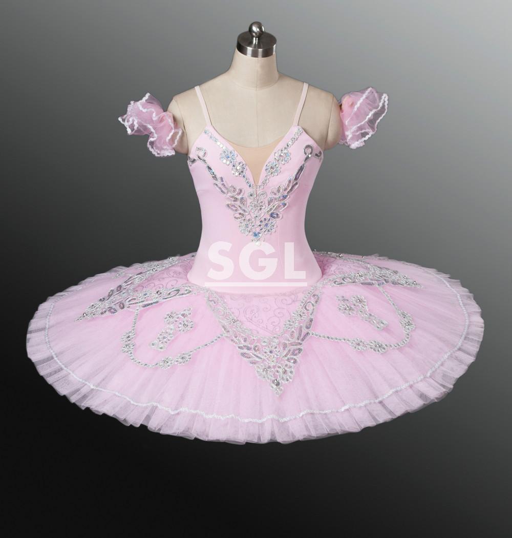 Adult Professional Ballet Tutu for Girls Pink Ballet Tutus ...