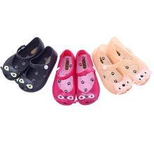 2015 hot sale mini melissa girl sandals new plain rain boot baby summer jelly little cat children toddler kids shoes zapatos(China (Mainland))