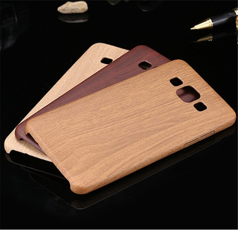 For Samsung Galaxy Core Prime G360 G3606 G3608 3608 3606 case Slim TPU silicone wood leather soft Back Cover Cell Phone Case(China (Mainland))