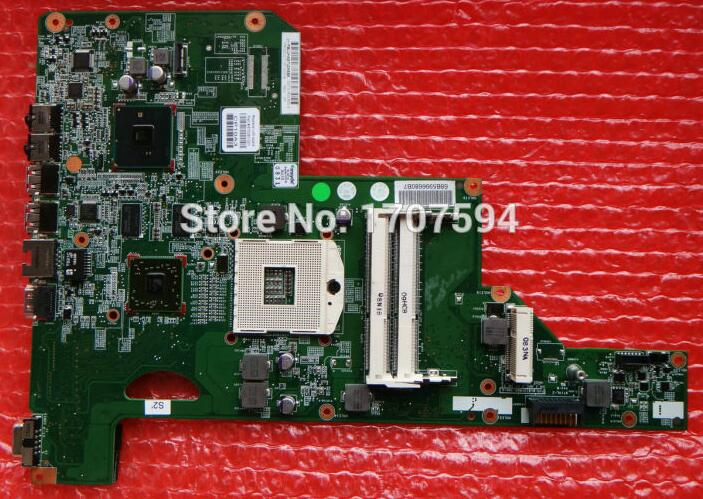 Free shipping 615381-001 for HP CQ62 G62 G72 laptop motherboard. DDR3 . 100%Fully tested.<br><br>Aliexpress
