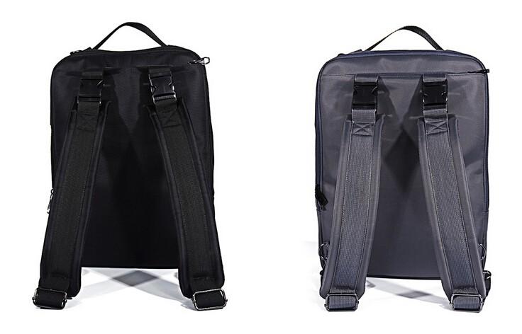 ถูก 100%ใหม่จัดส่งฟรีมัลติฟังก์ชั่กระเป๋าเป้สะพายหลังแล็ปท็อปโน๊ตบุ๊คกระเป๋าสำหรับm acbookแท็บเล็ตโน๊ตบุ๊คกระเป๋าเป้สะพายหลังกระเป๋าแบบพกพา