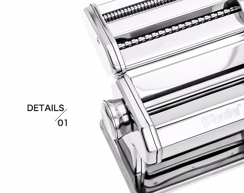 Noodle Pasta Maker Stainless Steel Spaetzle Makers (11)