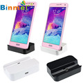 22 Retail Package Universal Micro USB Charging Syncing Docking Station Dock for Android Cell Phone