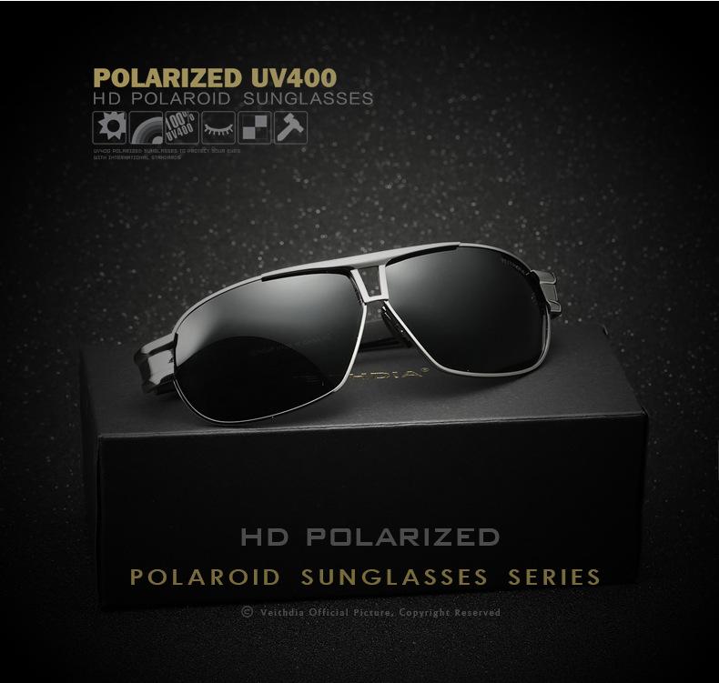 Men Polarized Sun Glasses Male Fishing Sunglasses Men's Glasses for Driving Vintage Sunglasses Retro oculos de sol masculino