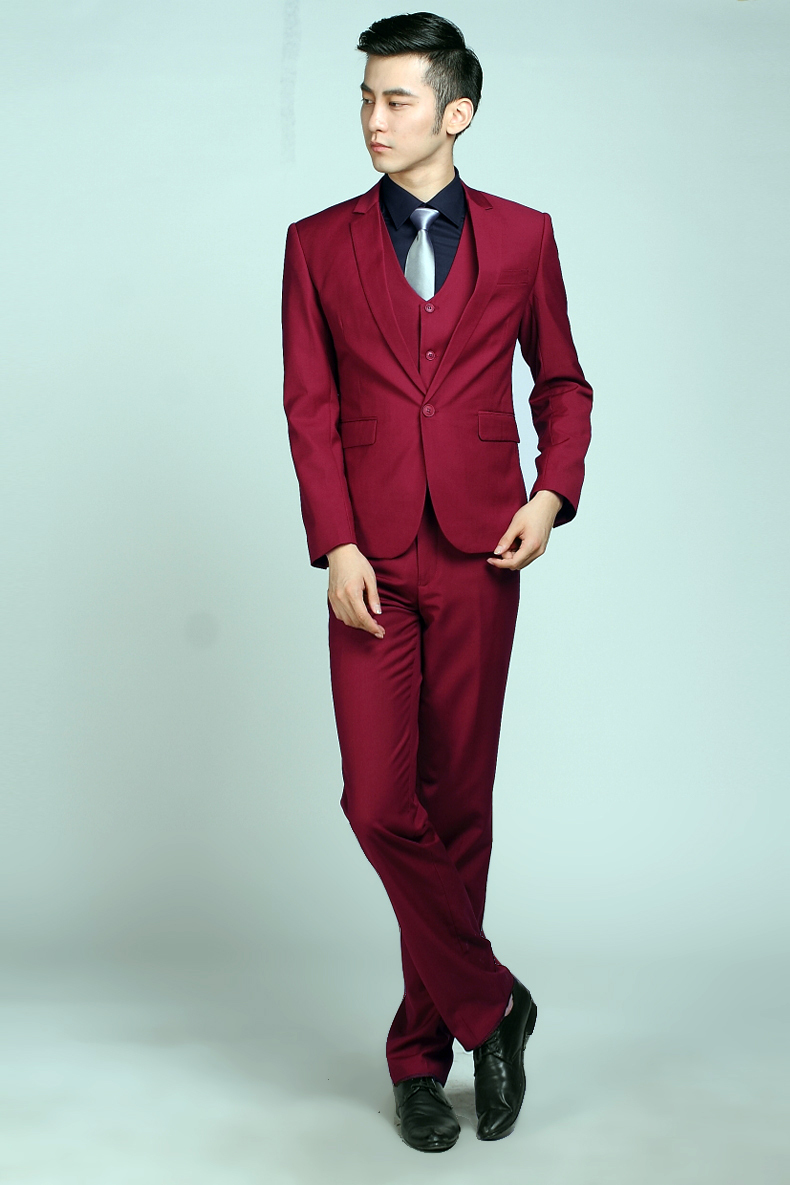 Awesome Prom Suit Red Image Collection - Wedding Dress Ideas ...