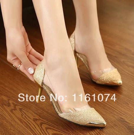 Online Get Cheap Gold Shoes Small Heel -Aliexpress.com | Alibaba Group