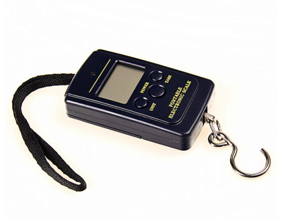 40kg x 10g Portable Mini Electronic Digital Scale Hanging Fishing Hook Pocket Weighing 20g Scale(China (Mainland))