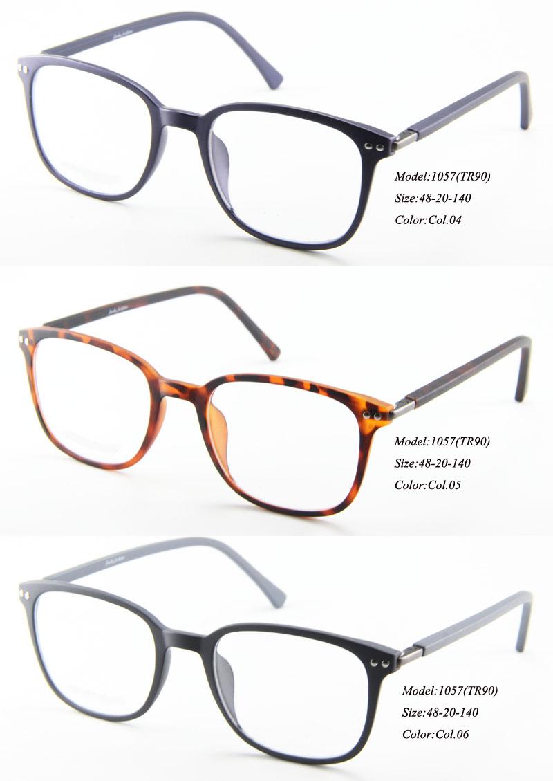 Eye wonder by Yoptical Wholesale Men Fashion Optical Frames Eyeglasses Fashion Women Eyeglasses Frame Myopia Rivet Frame T1057(China (Mainland))