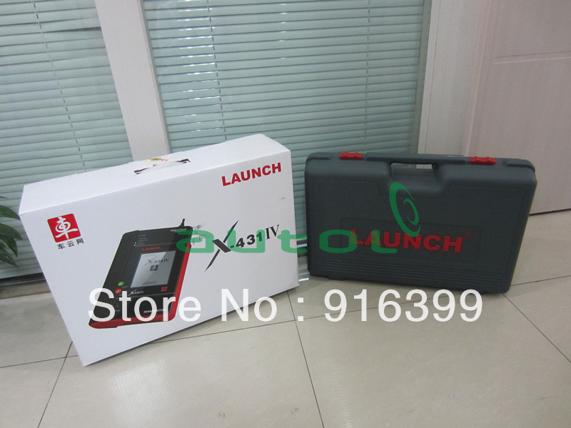2013 newest Auto Diagnostic Tool Launch X-431 IV Launch X431 master IV(China (Mainland))