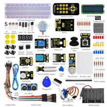 Buy Free shipping! New Keyestudio Super Starter Learning Kit Arduino (no MCU Board) + PDF for $35.00 in AliExpress store