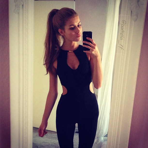 2015 New Fashion Women Rompers Womens Clothed Female One Piece Swimsuit Black Long Bodysuit Sexy Bodycon Jumpsuit K#002(China (Mainland))