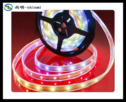 Russia Soft pole full-color LED lights article 5050 leds lamp decoration ribbon bar(China (Mainland))
