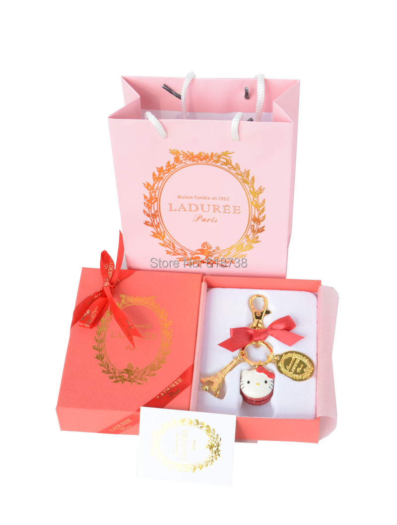 Hello Kitty laduree Macaron keychain Gifts (14).jpg
