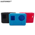 Easttowest For Gopro Accessories Gopro hero 3 3 Protective Silicone Case Cover Skin