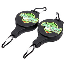 2Pcs Easy Reach Garden Flowerpot Hanger Hooks Plant Pulley Easy Reach Black YB030-SZ+(China (Mainland))