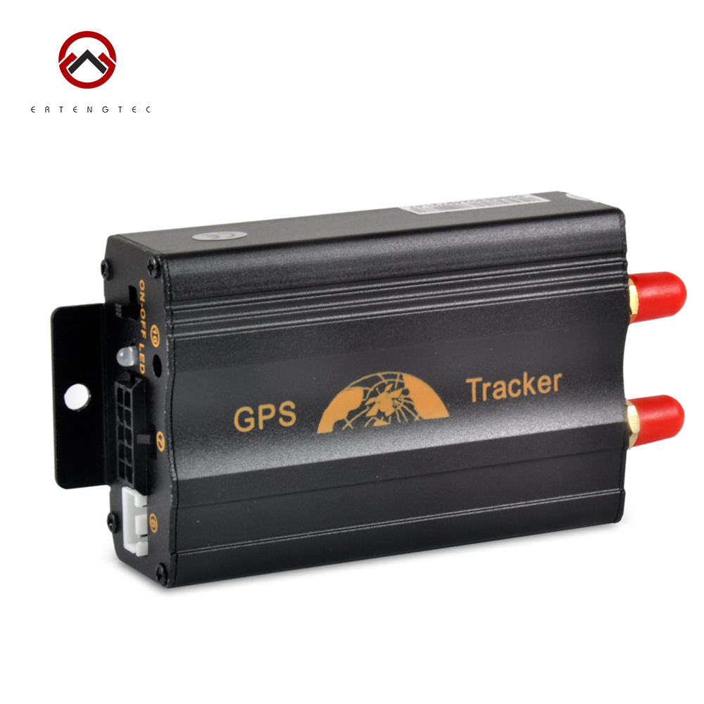 GPS Tracker TK103A GPS103A Tracking Device Car Alarm Real Time Locator Cut Oil Fuel Sensor ACC Working Alarm Door Open Alert(China (Mainland))
