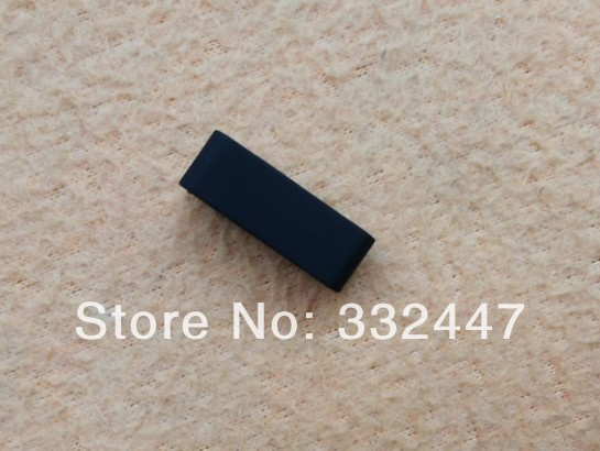 18mm Black Silicone Rubber Watch Band Loop Strap Small Holder Locker Keeper loops<br><br>Aliexpress