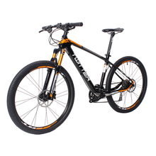 "TWITTER T700 26er Super Light Carbon Complete Mountain Bike 27 Speed top-level Oil Brake Size 15.5""/16.5""/17.5""(China (Mainland))"