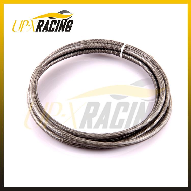 Motorcycle hydraulic braided brake hose line racing teflon core brake line teflon hose Brake Hoses(China (Mainland))